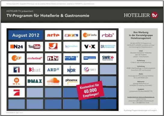 Alle wichtigen Filme und TV-Beiträge zu Hotels weltweit