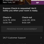 Hotel der Zukunft - Express Check-in 2