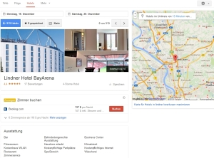 Google Maps Business View - Lindner Hotel Leverkusen