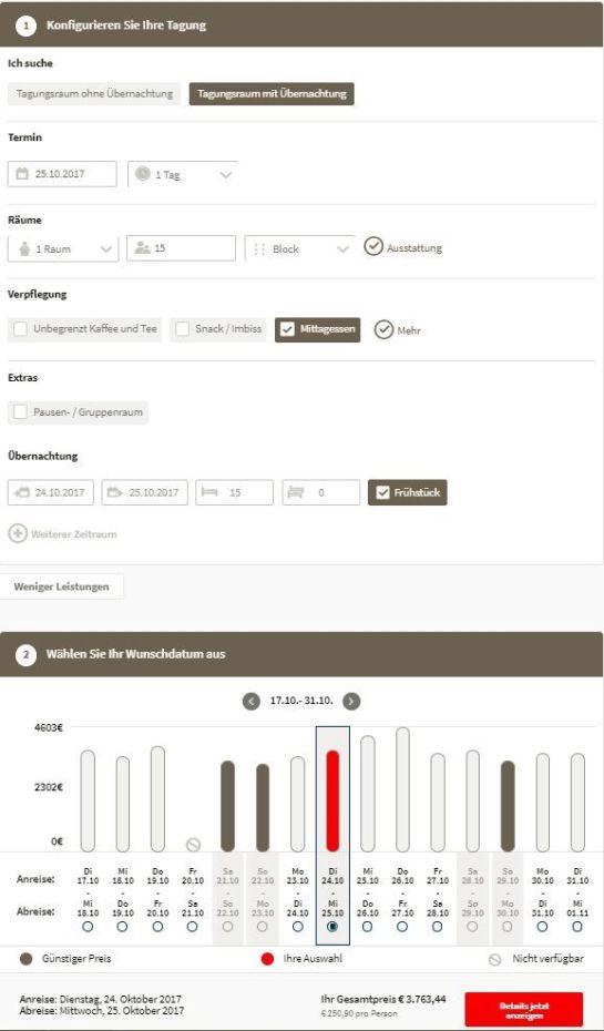 Expedia bietet neue Buchungsmaske zur Einbindung auf der Hotelwebsite